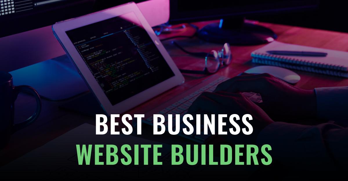 Best Business Website Builders
