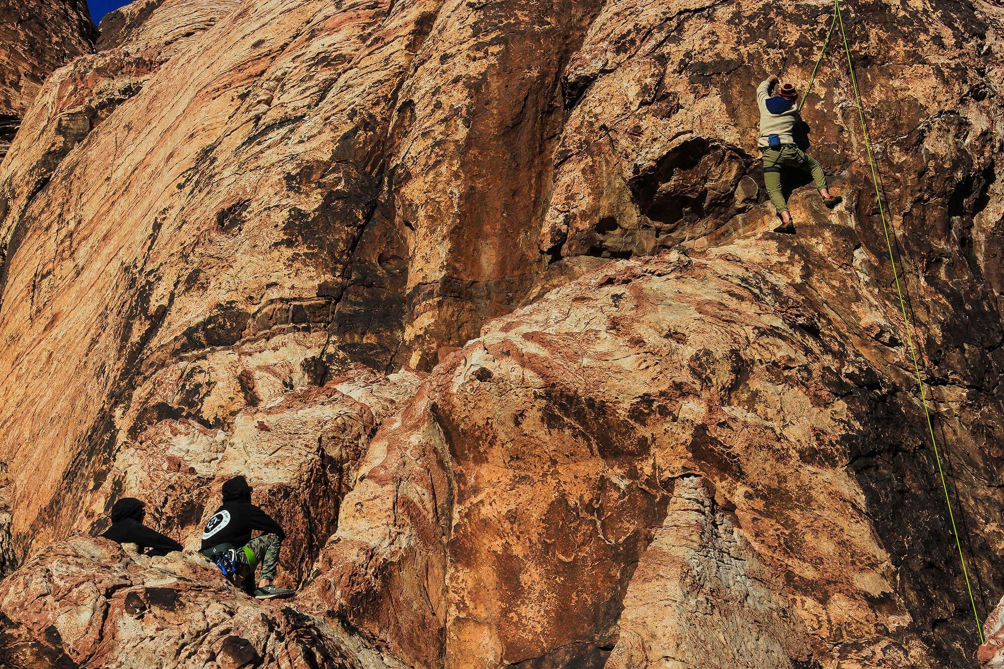 Matt Climbs