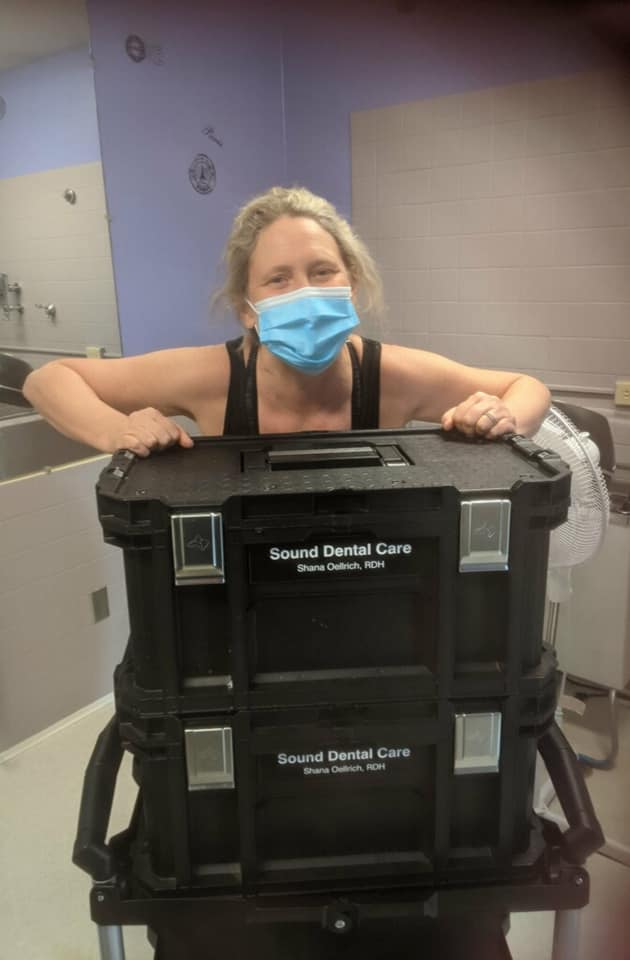 Mobile Dental Care in Spokane