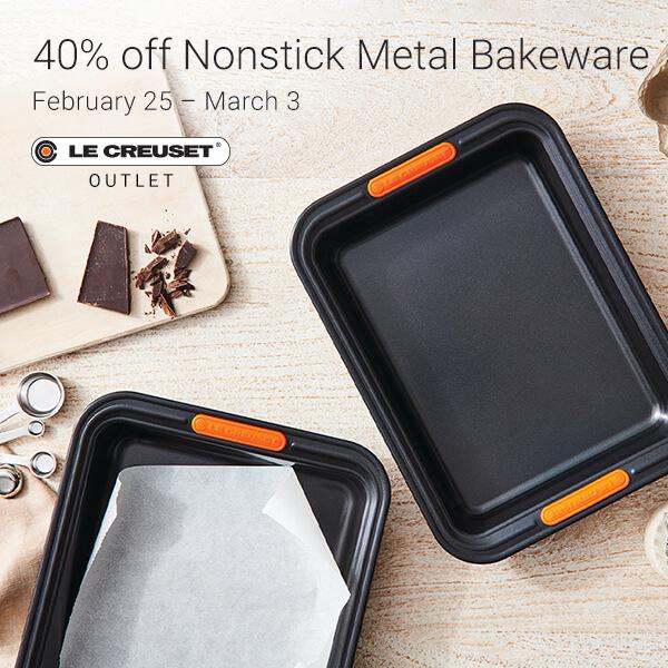 Le Creuset Nonstick Metal Bakeware