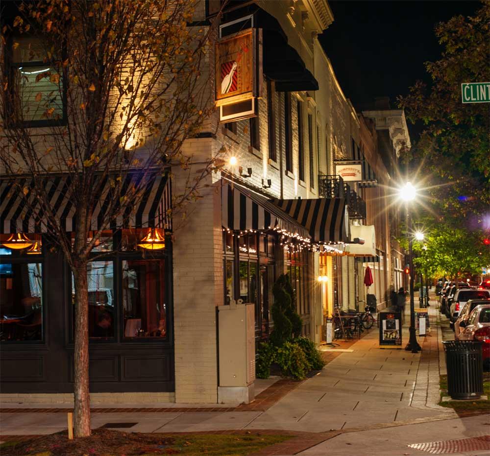 Downtown Huntsville, AL