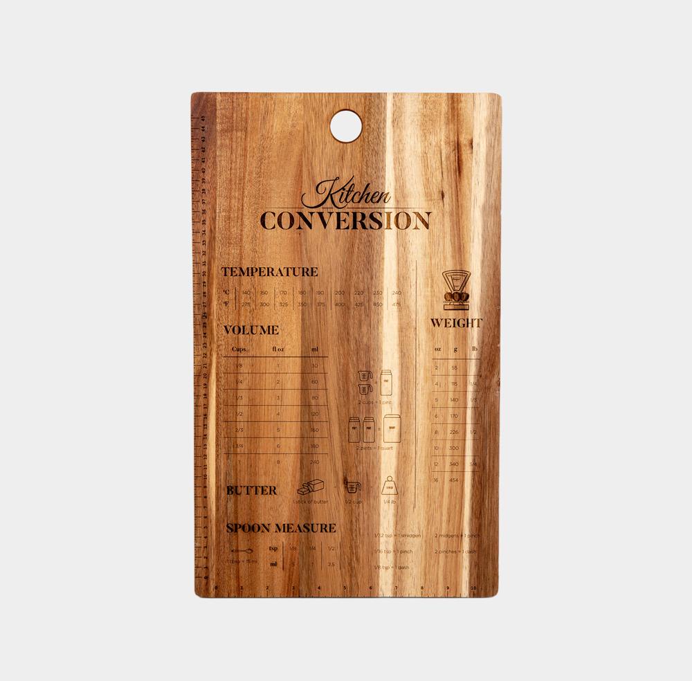 Precision Chef Cutting Board