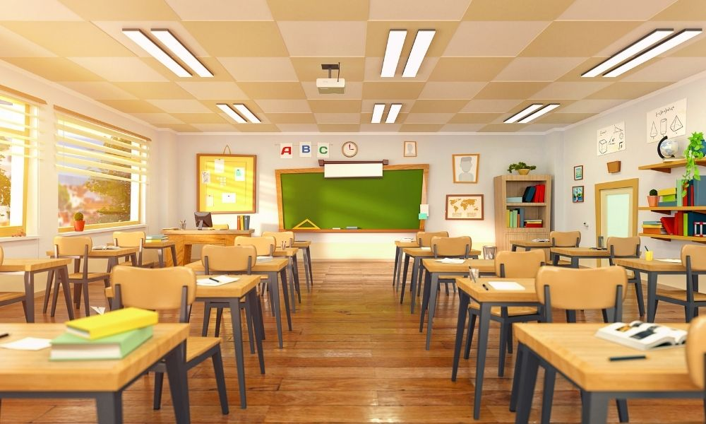 How Lighting Affects Student Learning and Performance