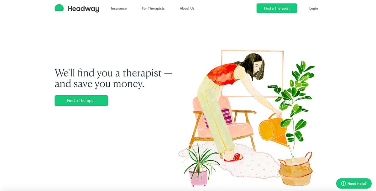 therapist directories