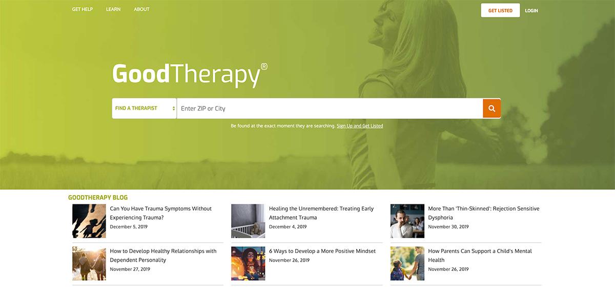therapist directory