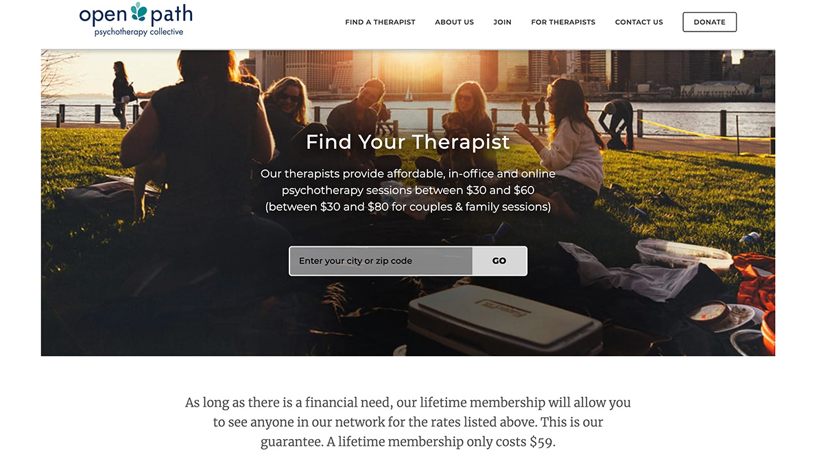 all therapist directories