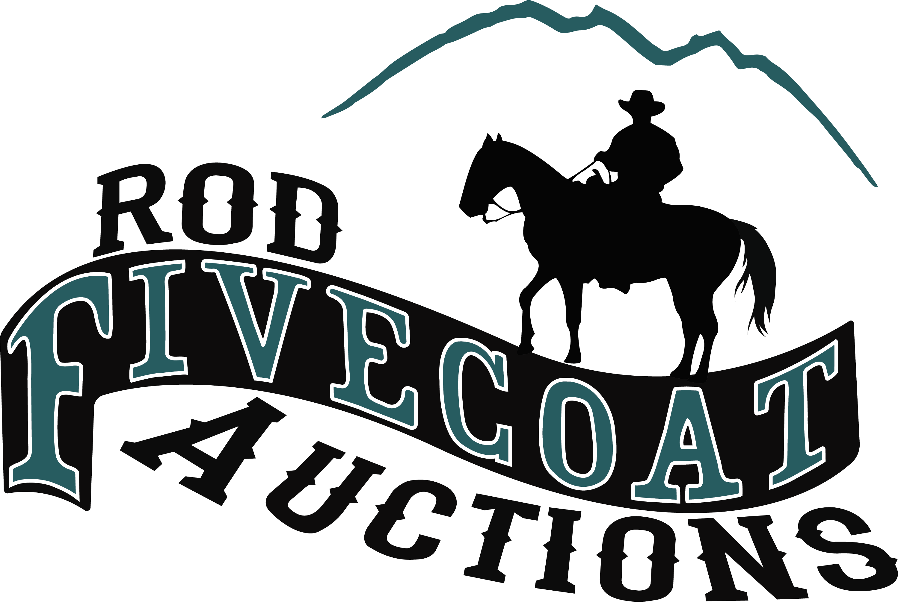 Rod Fivecoat Auctions Logo
