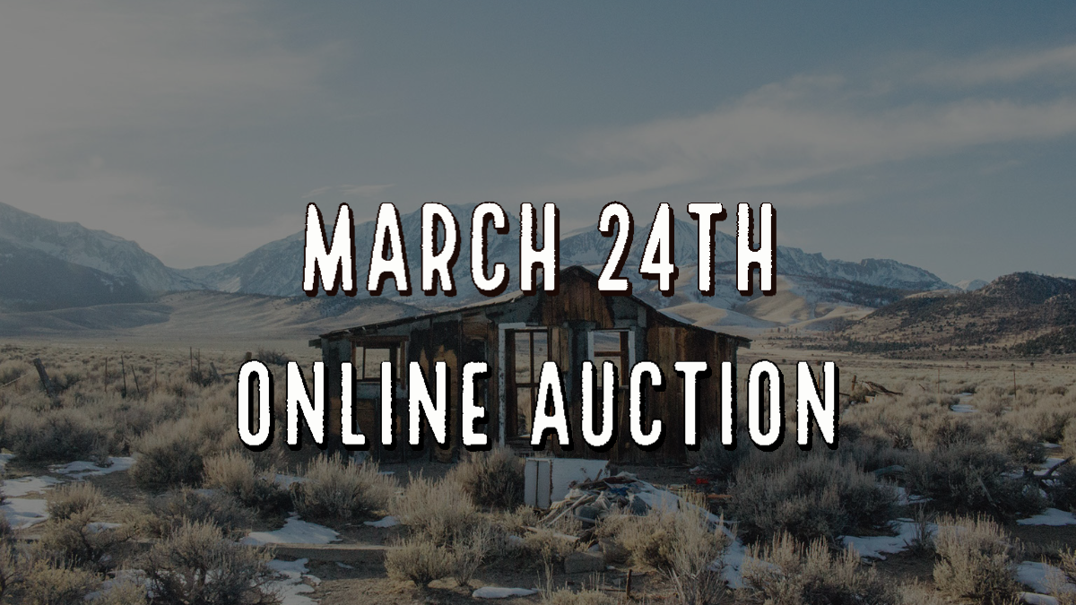 Feb 10th Online Auction Rod Fivecoat Auctions