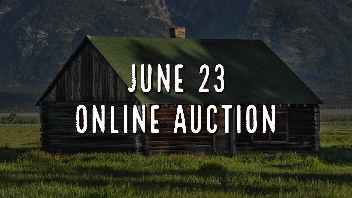 Feb 10th Online Auction Rod Fivecoat Auctions