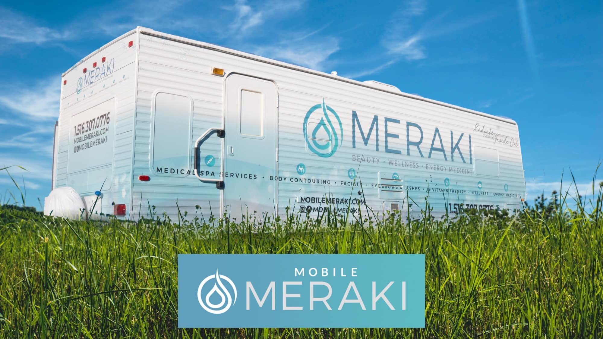 Meraki's come to you mobile coach