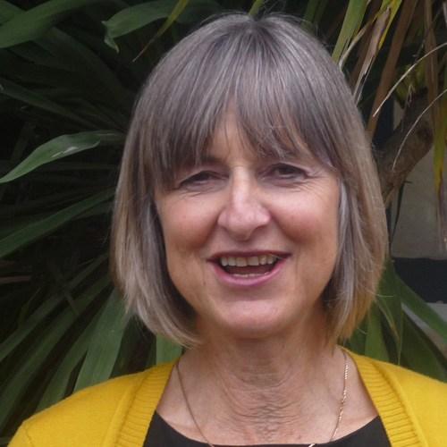 Carol Hartley portrait