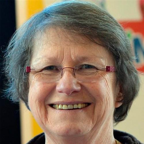 Dr. Anne Meade portrait