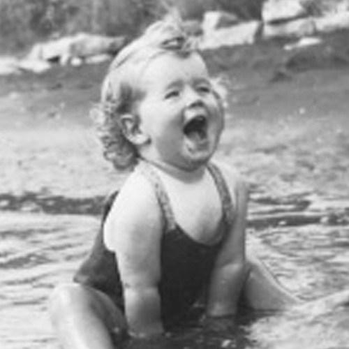 Janet Dixon childhood photo