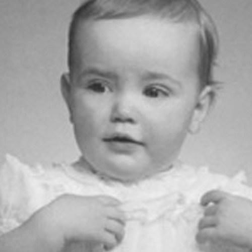 Lynda MacDonald childhood photo