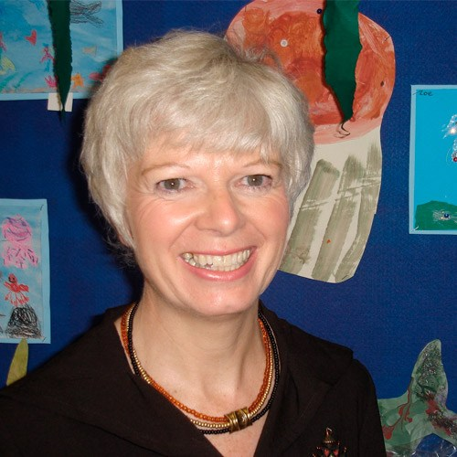 Sue Robb portrait