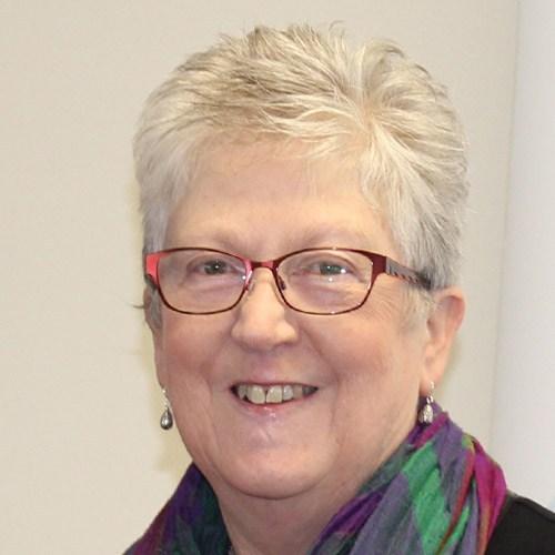 June Mcloughlin portrait