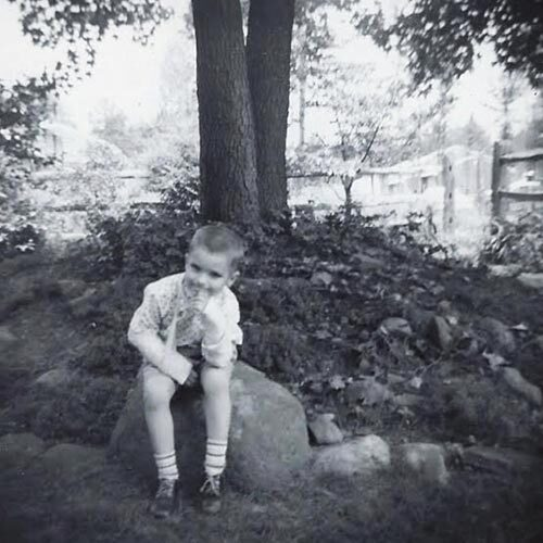 Chip Donohue childhood photo