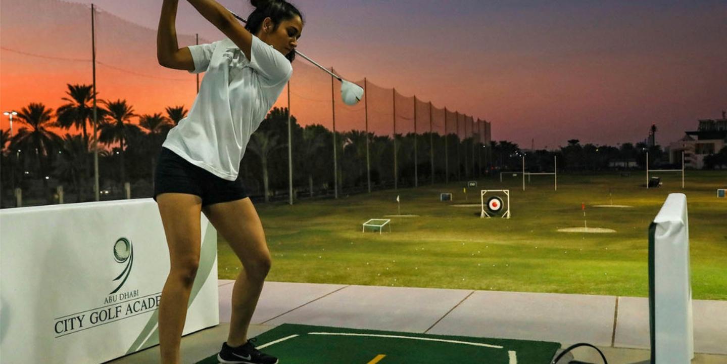golf course image