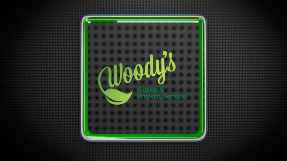 woodys logo video