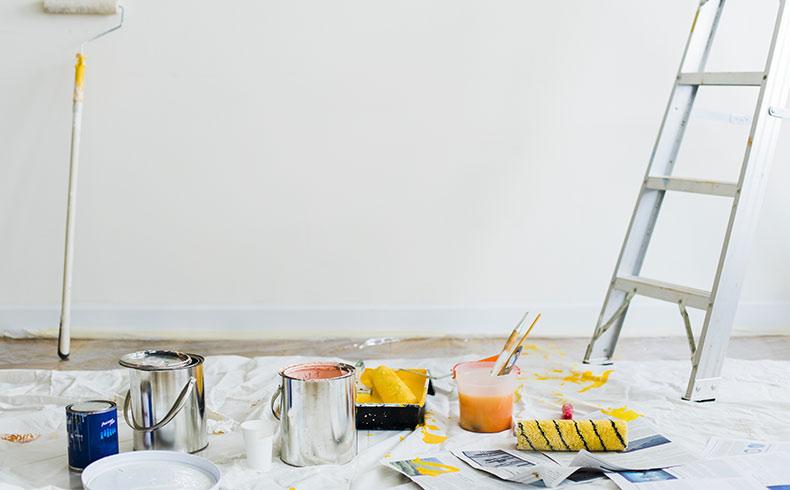 Как сделать бюджетный ремонт в квартире?
