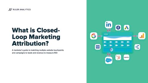 What is closed loop marketing attribution ebook - Ruler Analytics