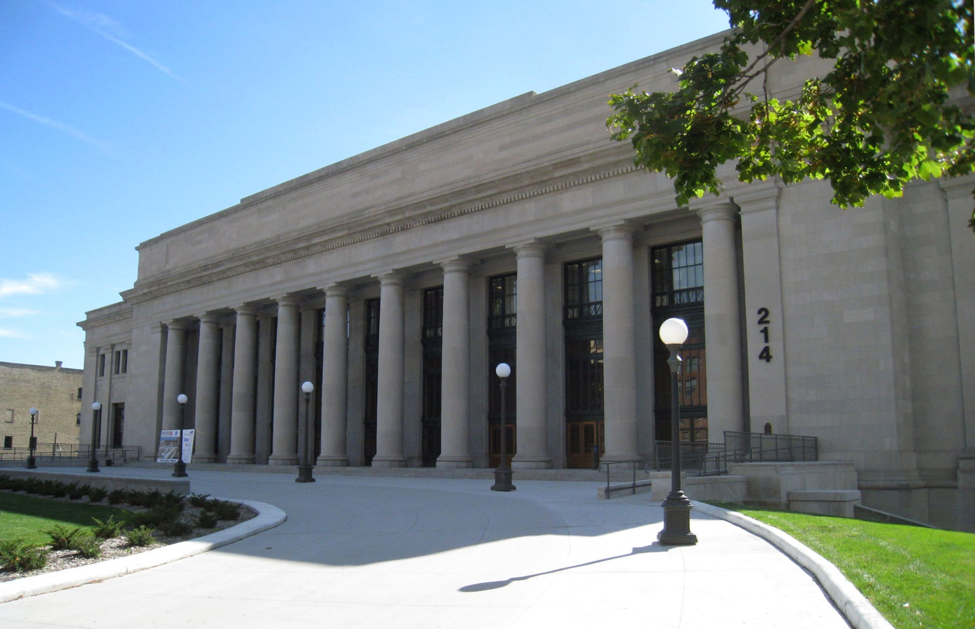 Union Depot in St. Paul, Minnesota