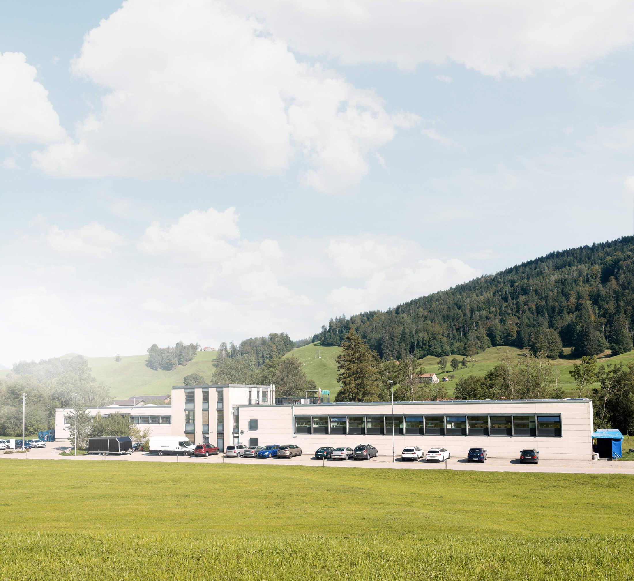 Swifiss Standort im Appenzell