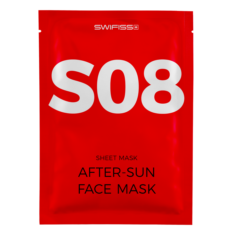 After-Sun Face Mask