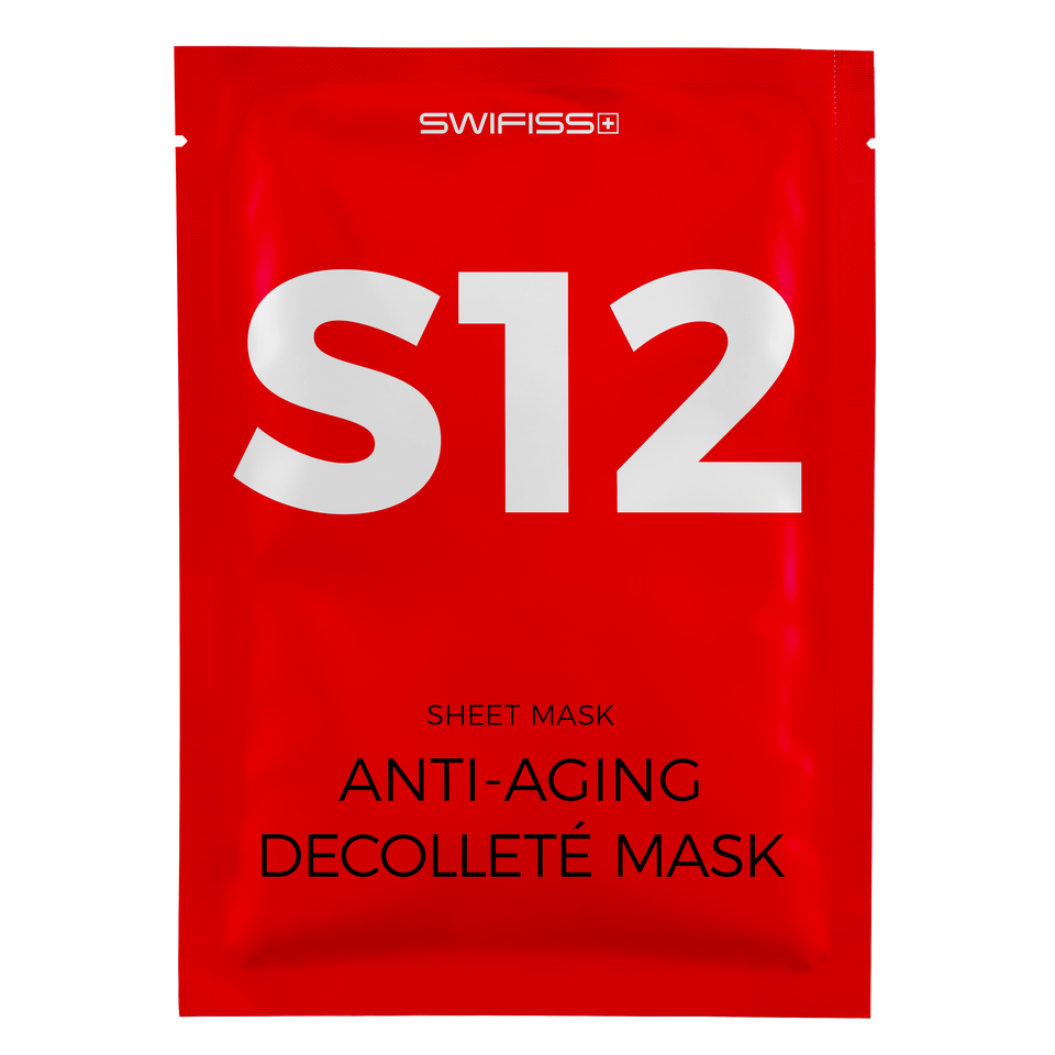 Anti-Aging Decolleté Mask