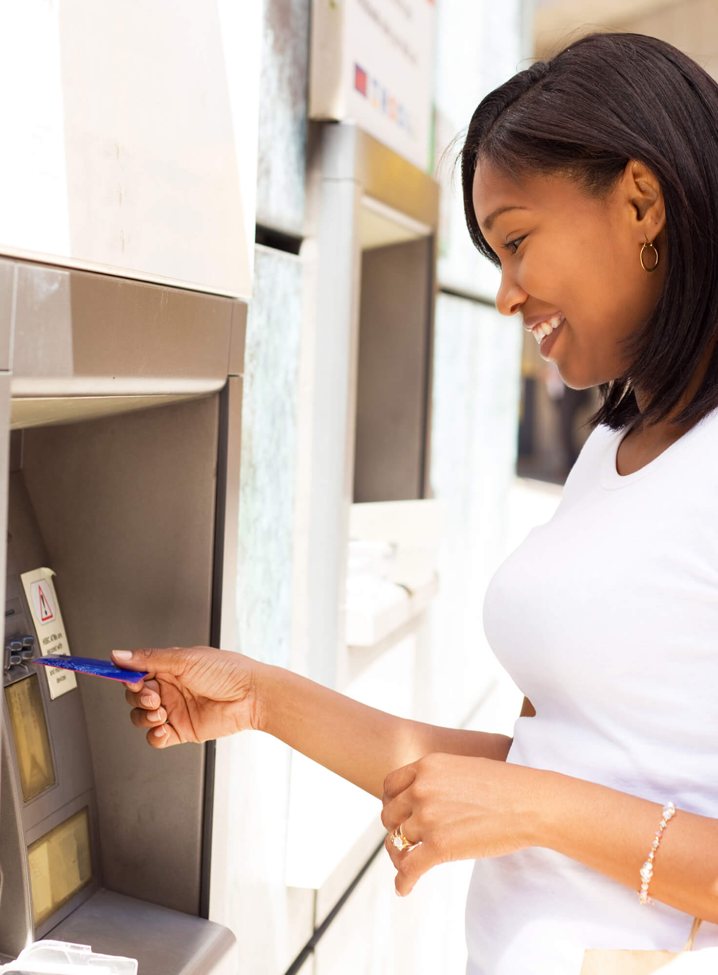 Deploying a network of ATMs across Ghana