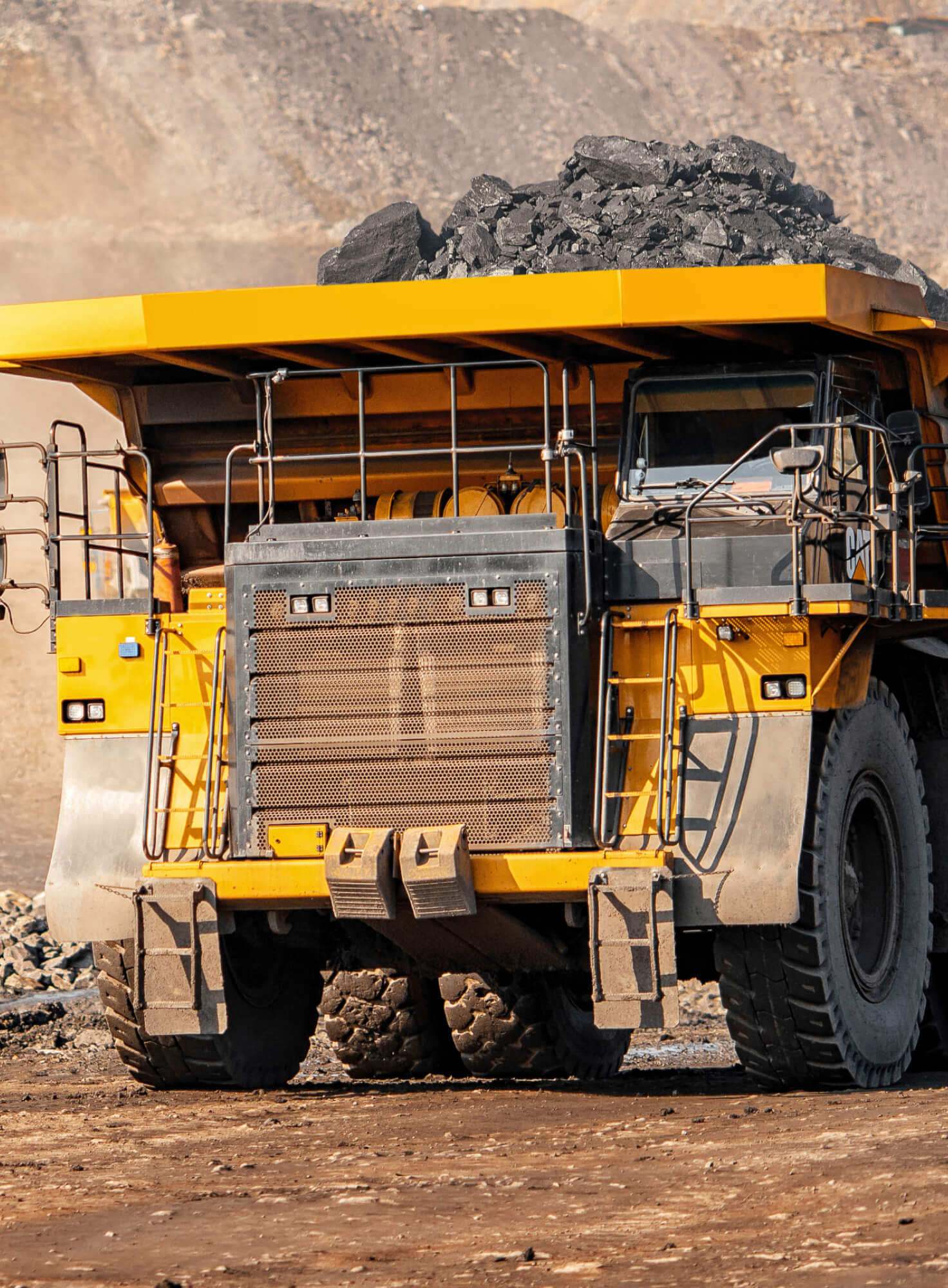 Establishing remote connection for mining facilities in West Africa