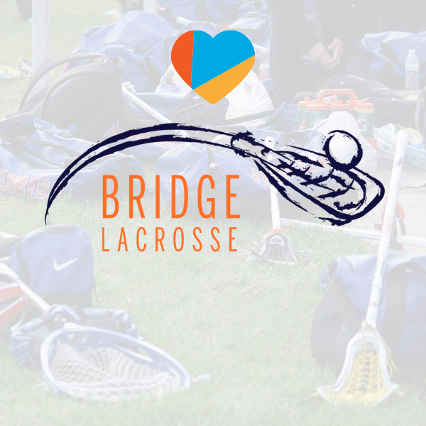 Triad has Heart for Bridge Lacrosse