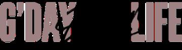 G'Day Design Life Brand Logo