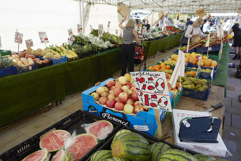 Henley Town Council - Henley town market