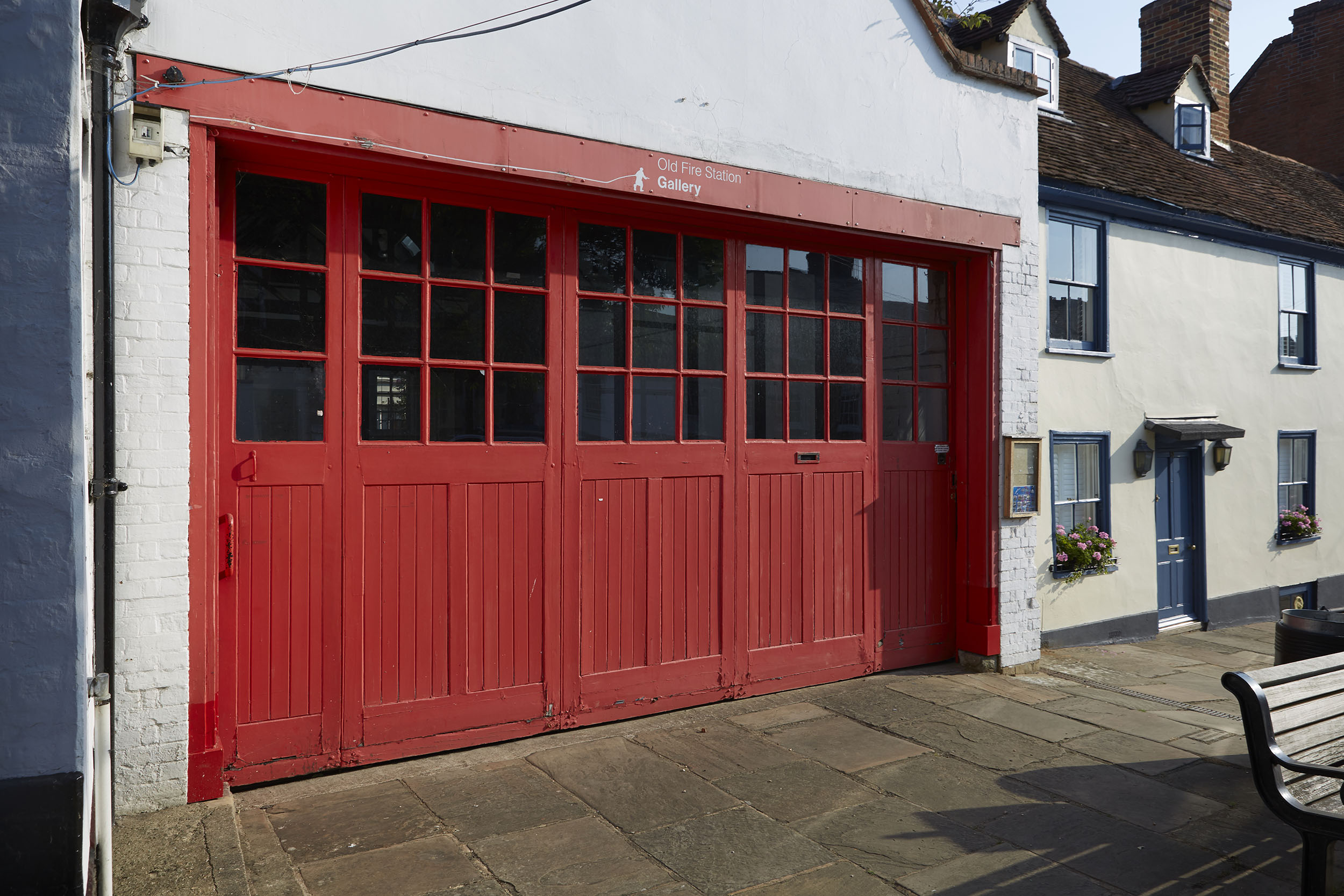 Henley Town Council - old fire station exterior