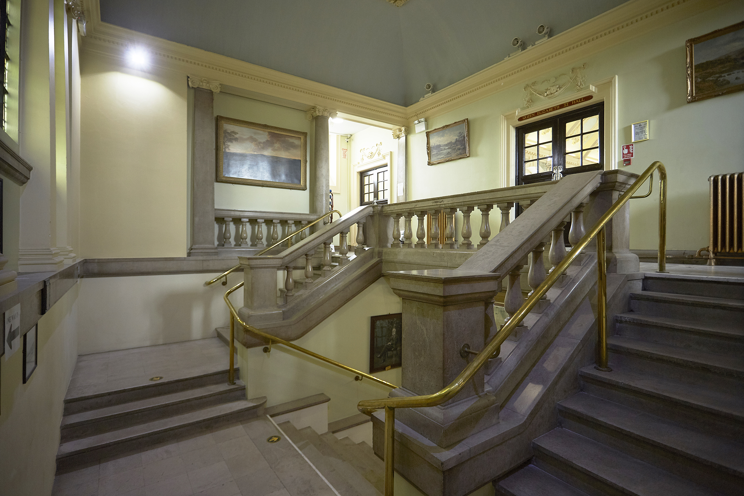 Henley Town Council - Town hall interior