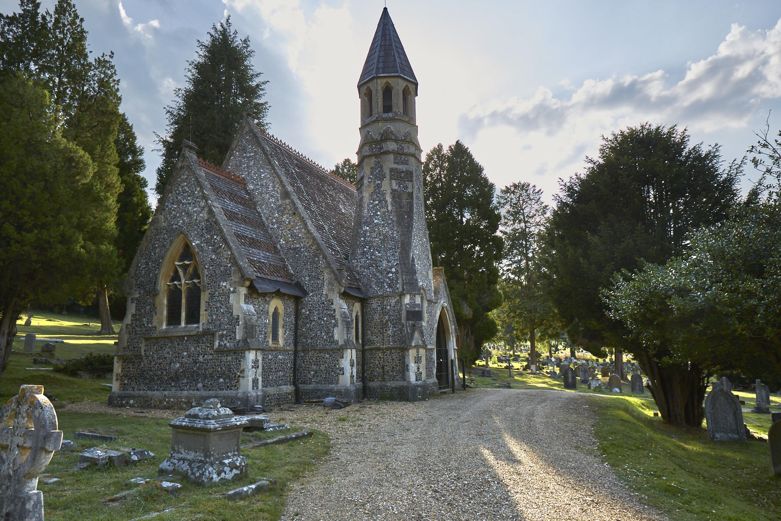 Henley Town Council - Henley church