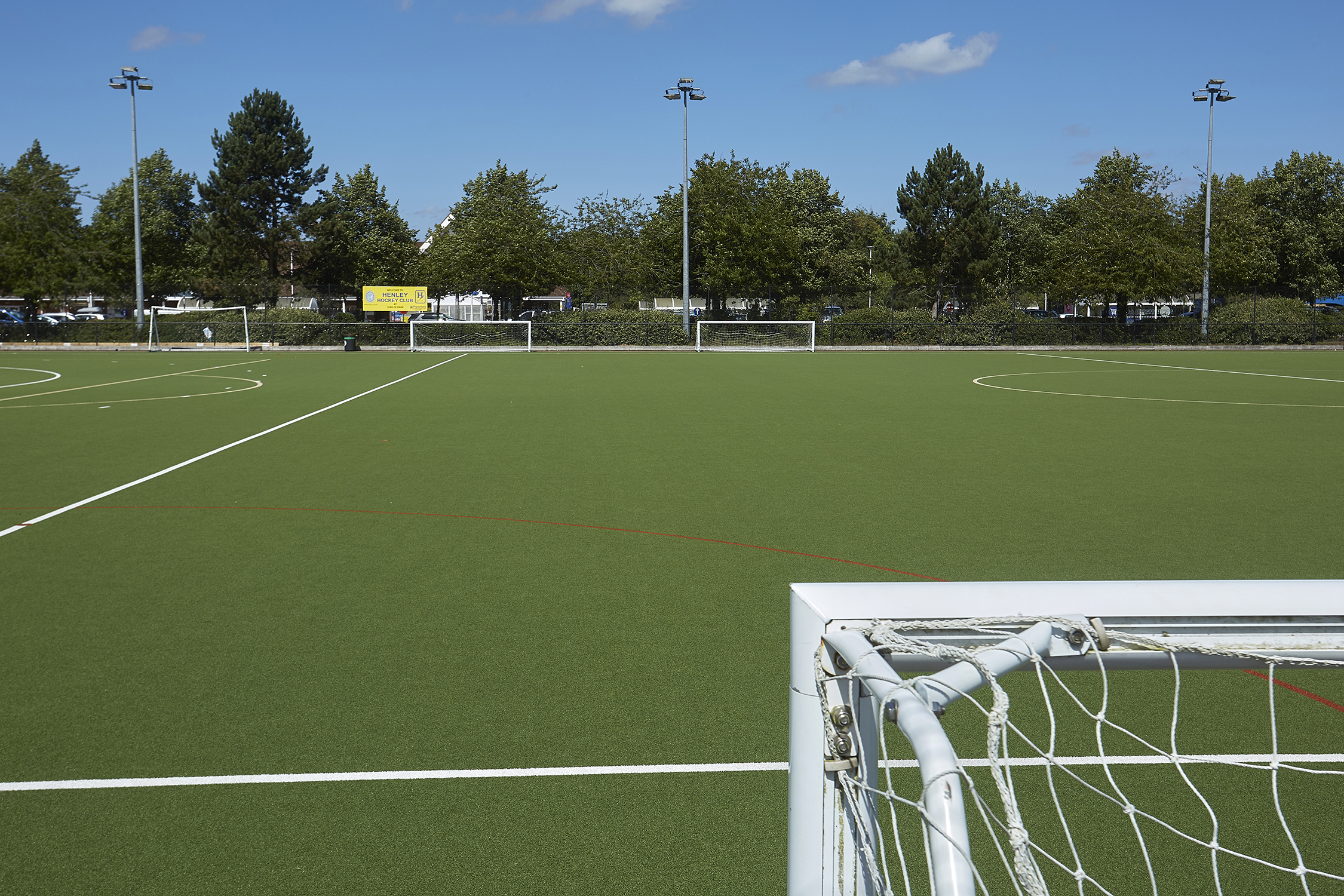 Henley Town Council - Sports field facilities in Henley