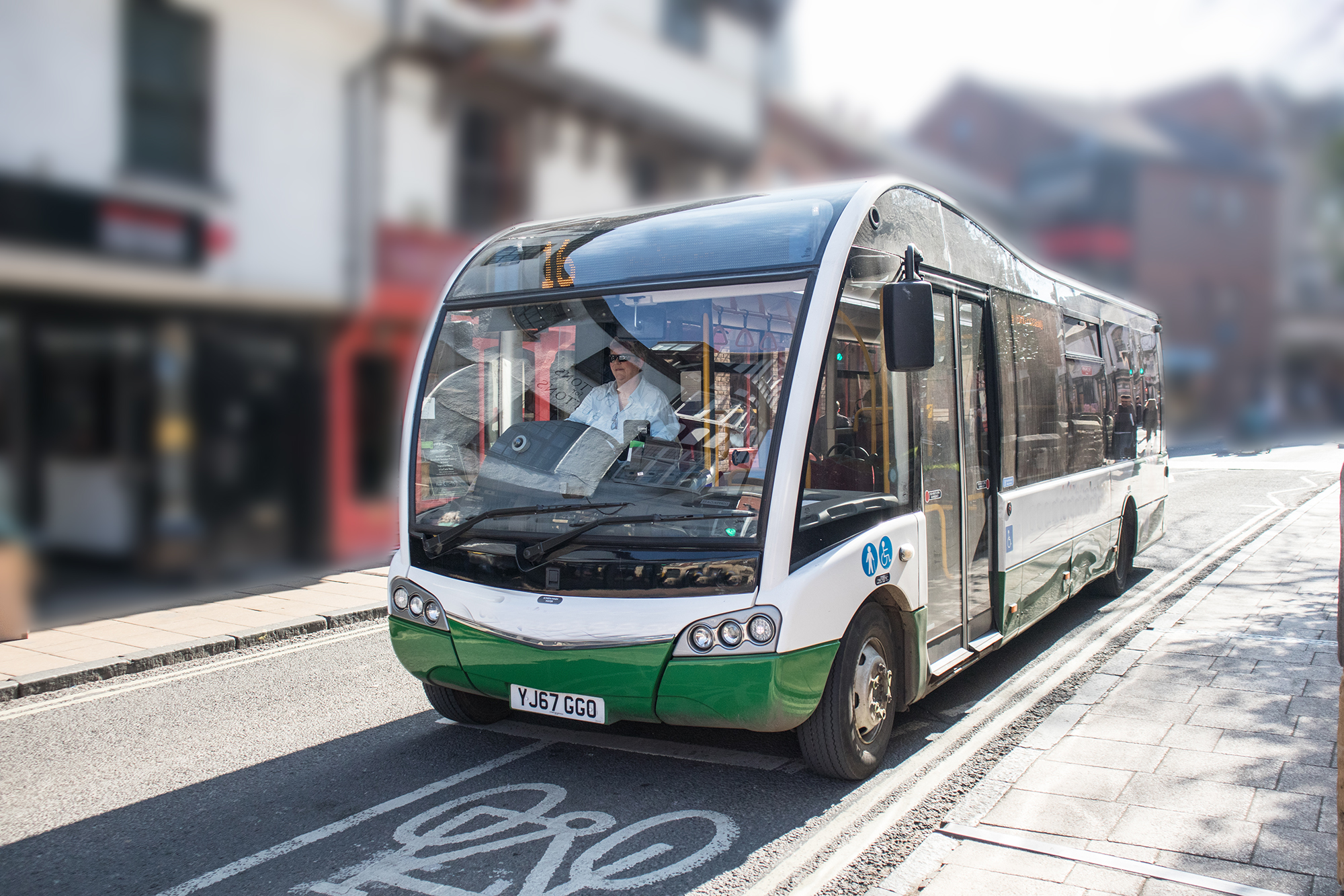 Henley Town Council - Bus to Henley