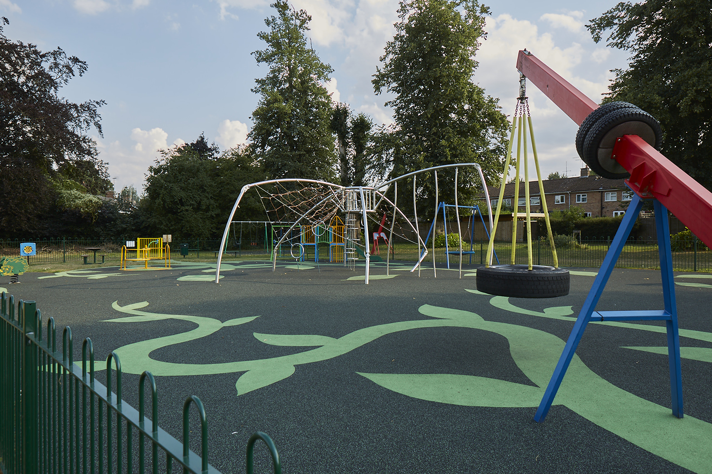Henley Town Council - Henley Play park