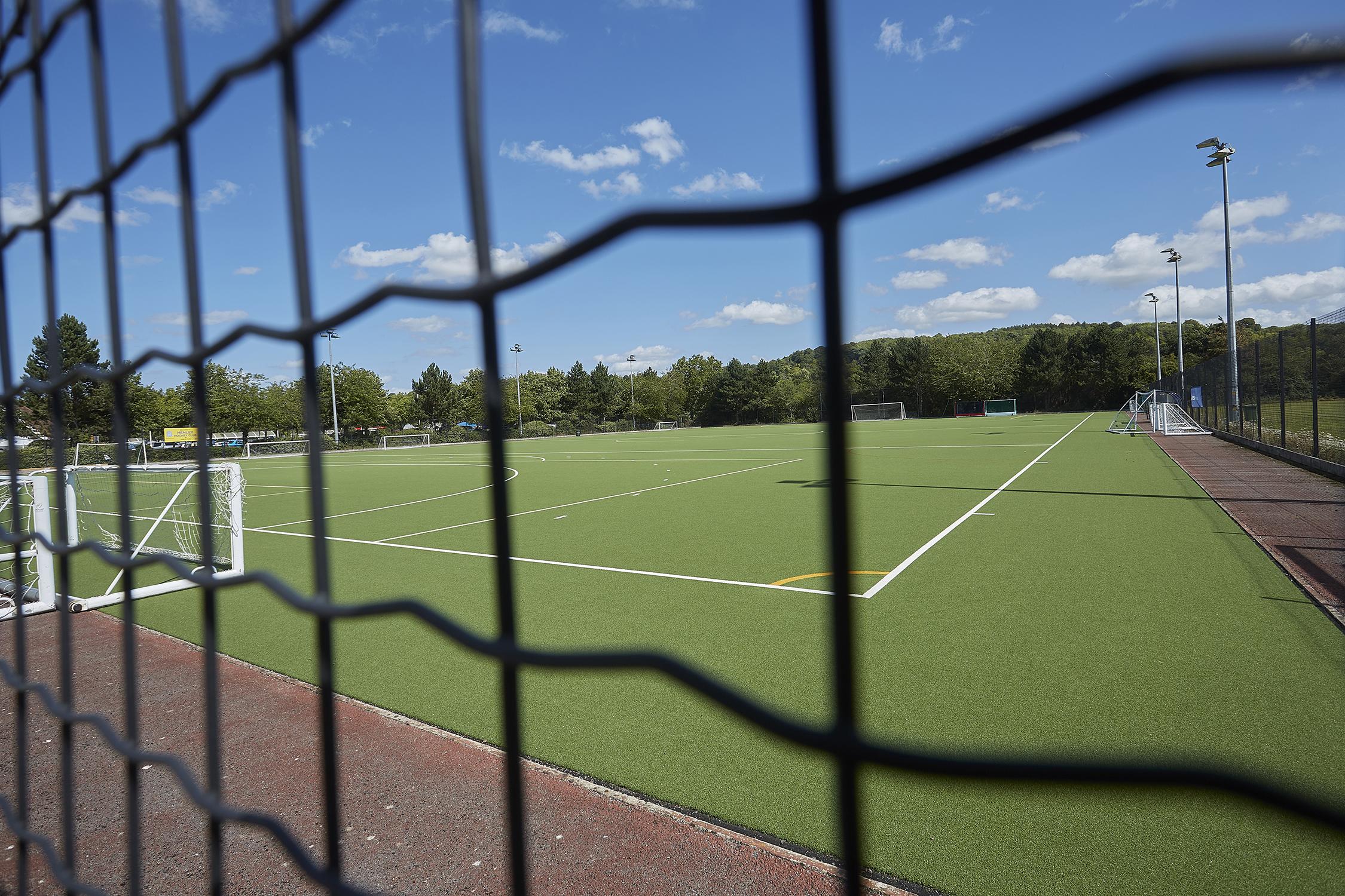 Henley Town Council - Henley sports fields