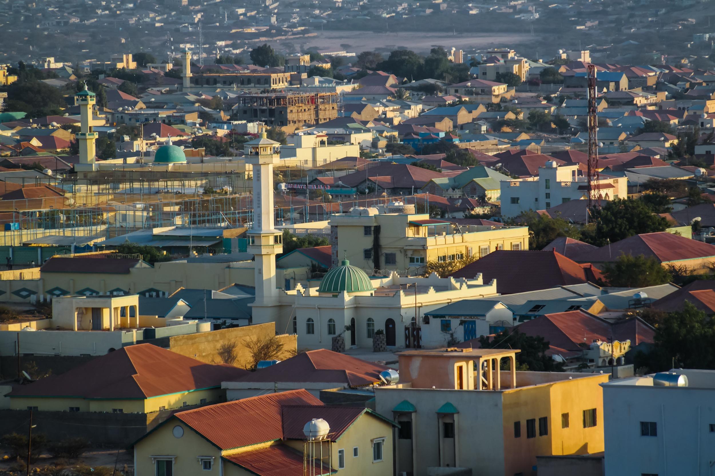 Henley Town Council - Boroma city in Somalia