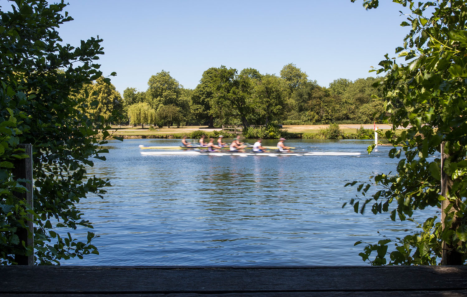 Henley Town Council - picturesque view of the river at Henley