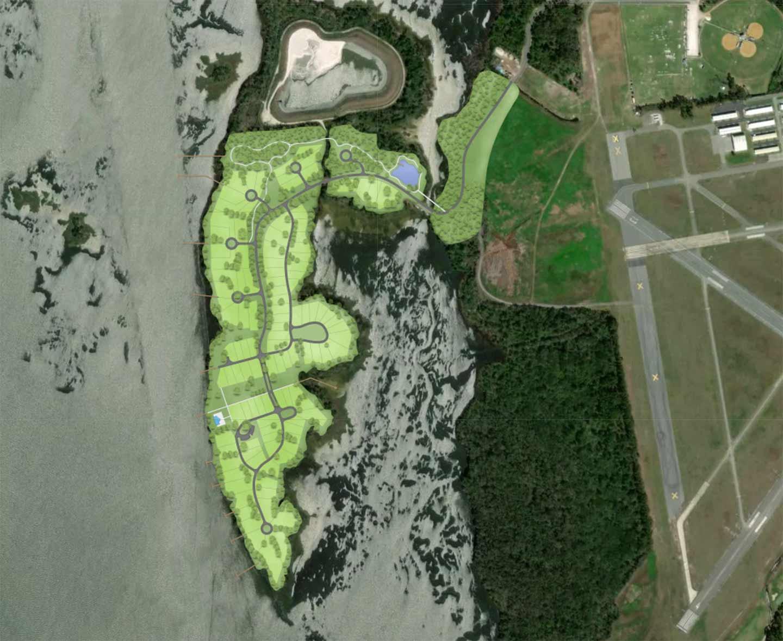Crane Island Homesites