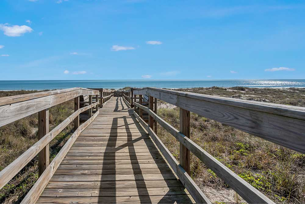 Relocated to Amelia Island and Fernandina Beach