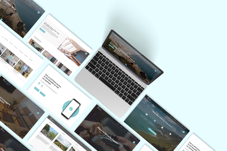 Webdesign Project