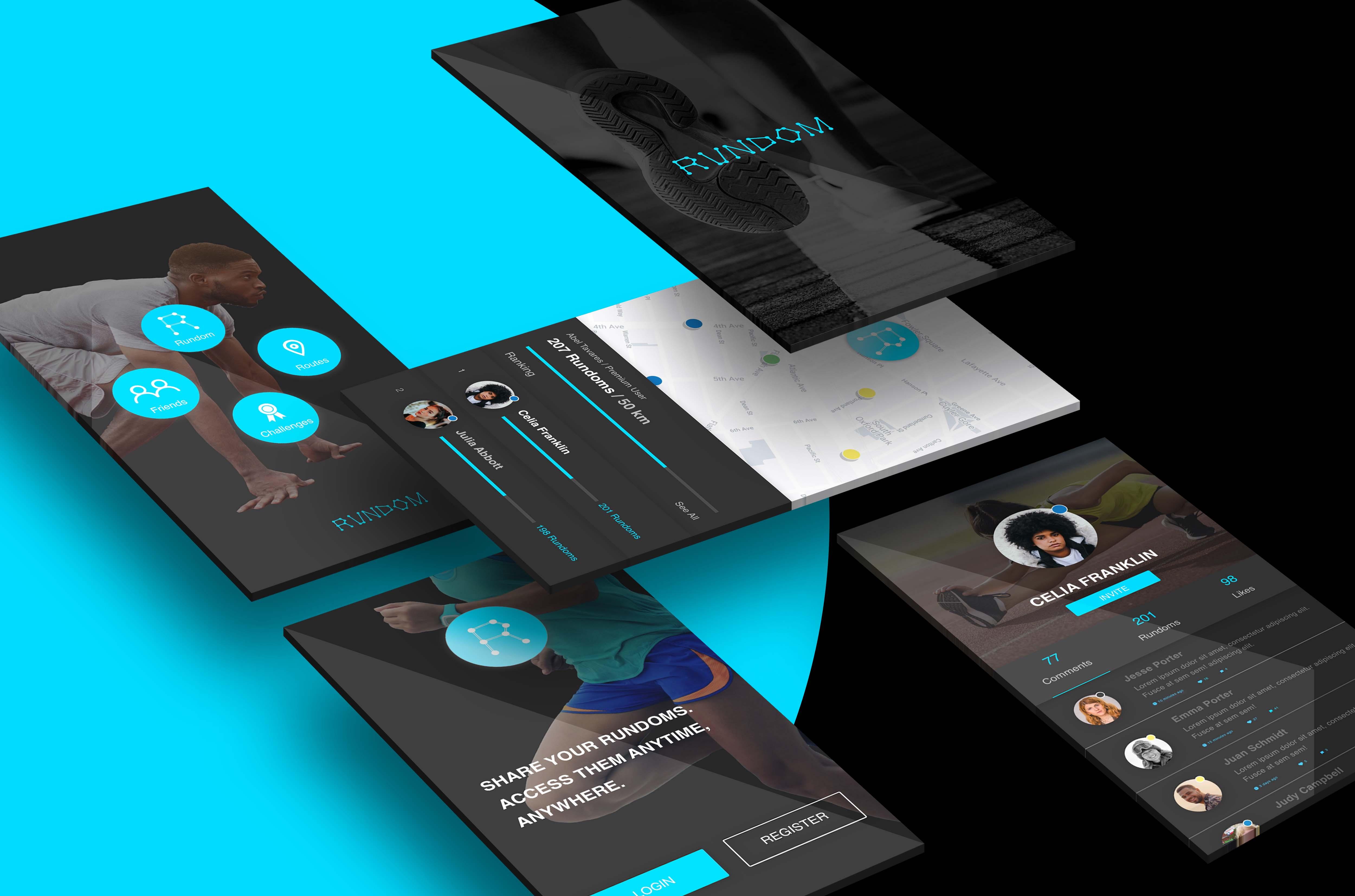 Rundom App