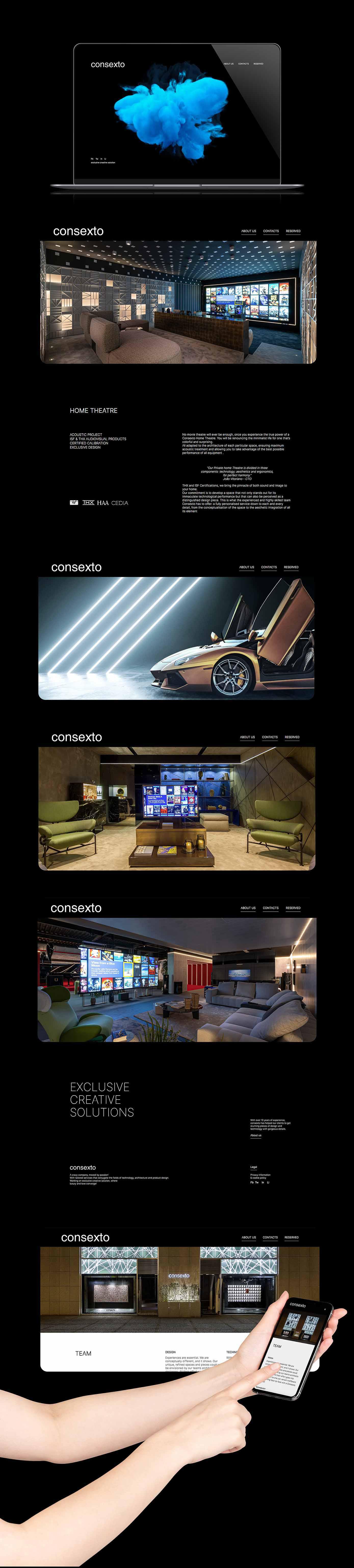 Webdesign   Consexto