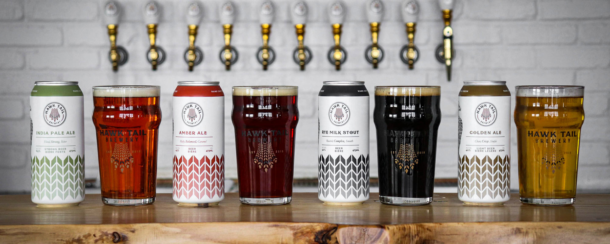 Craft Brewery Brand Identity