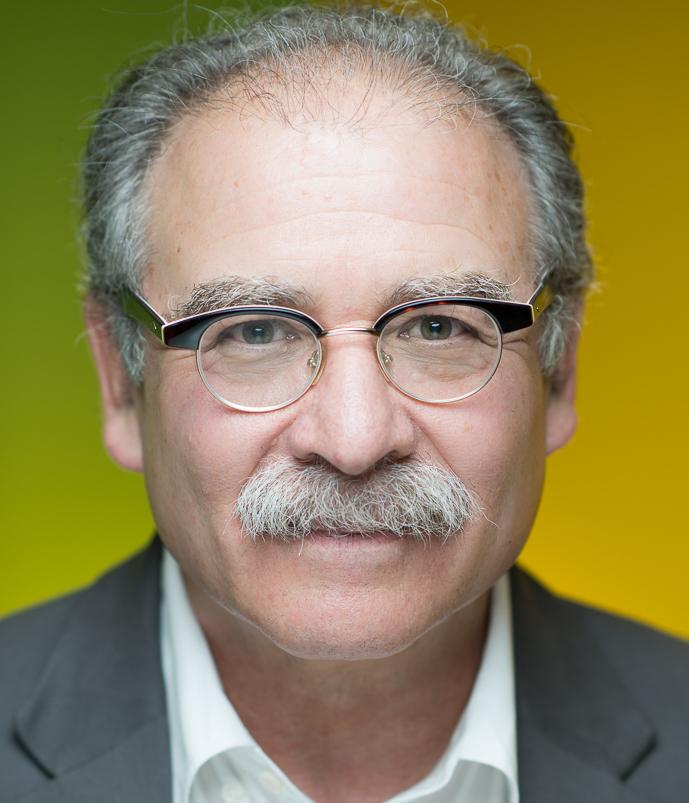 author marc ringel headshot